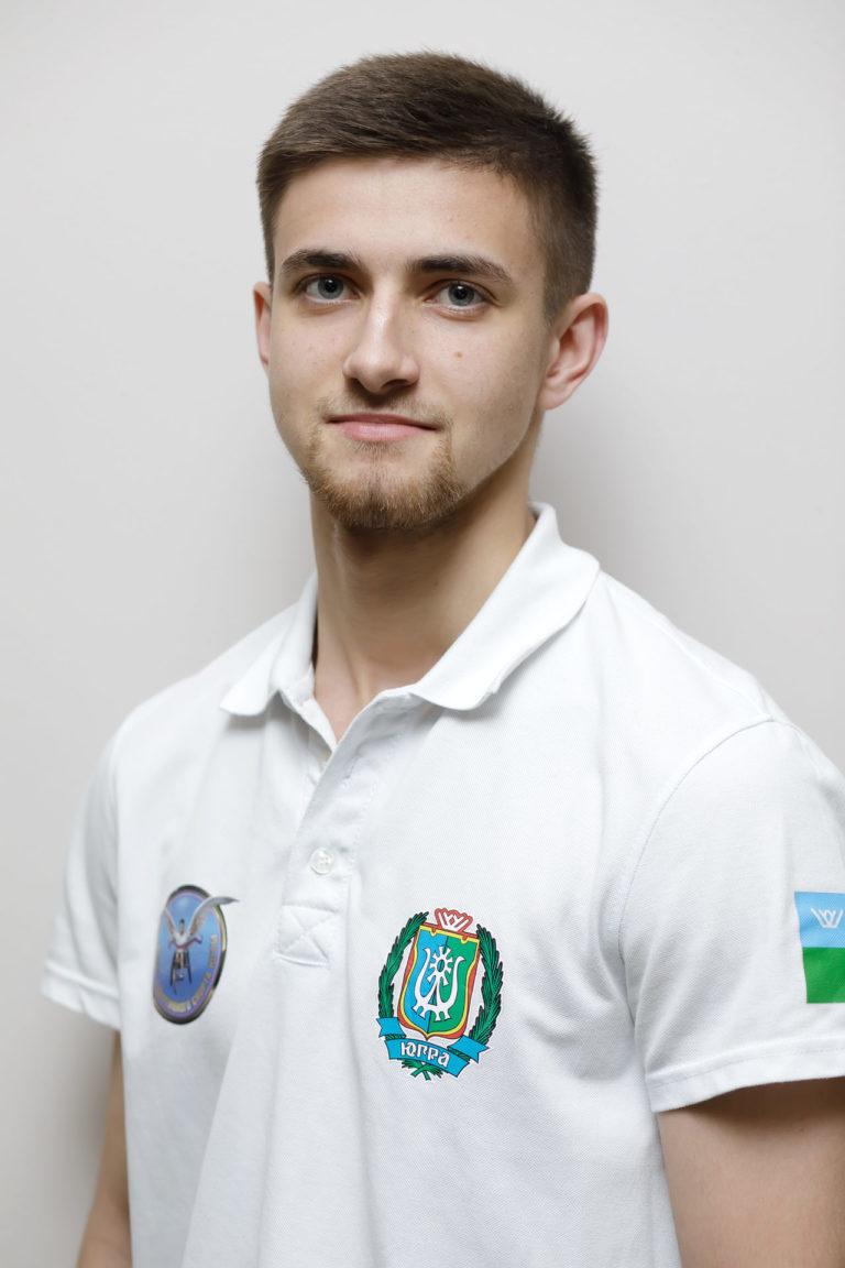 Николай Олифиренко, г. Ханты-Мансийск