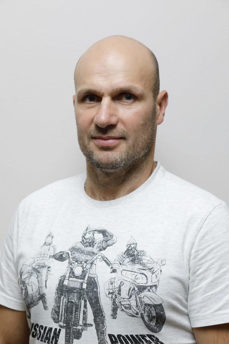 Николай Капанадзе, г. Краснодар