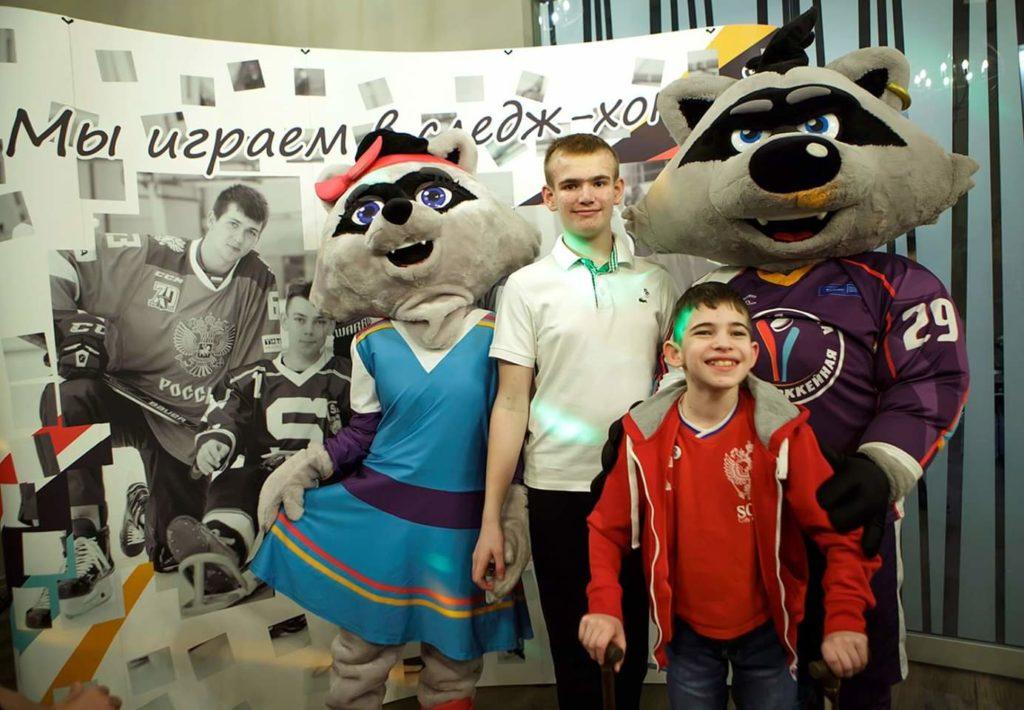 Ольга Кондратенко: «Мы живем хоккеем!»
