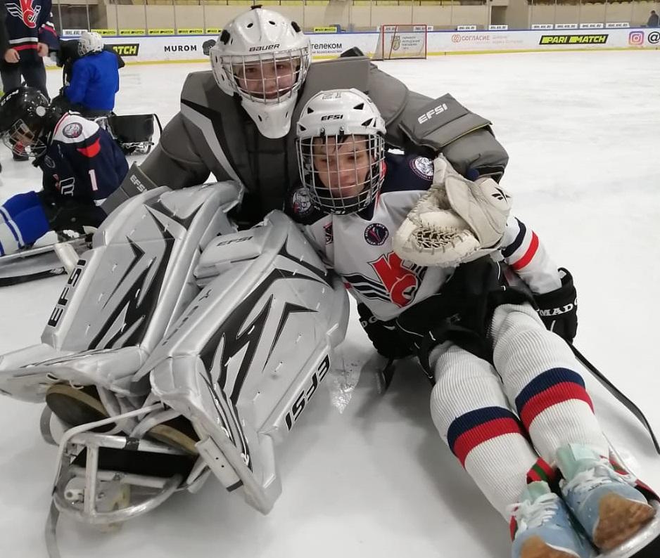 Елена Колесникова: «Для меня следж-хоккей — это большое счастье! Это достижение!»