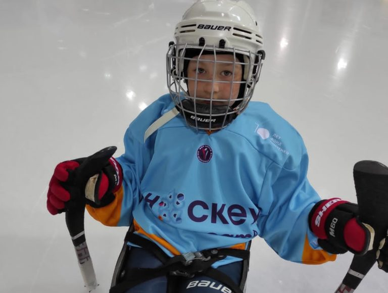 Ирина Скрябина: «От хоккея дочь получает невероятные эмоции!»