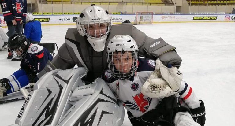Ольга Швец: «В хоккее сына ценят и уважают»